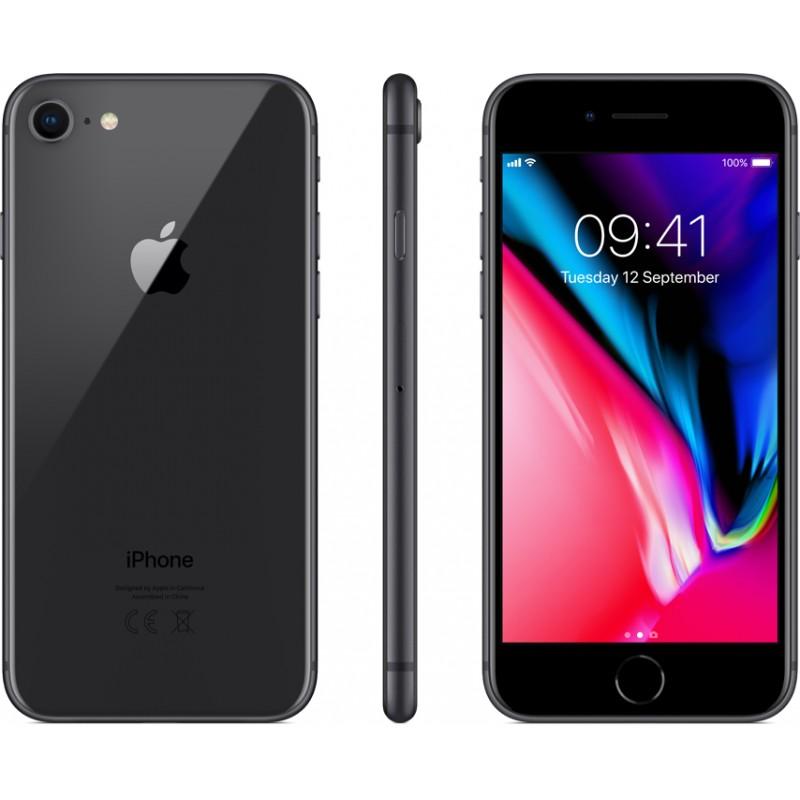 Apple iPhone 8 64GB, серый космос