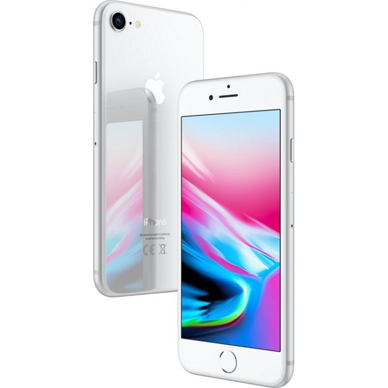 Apple iPhone 8 256GB, серебряный