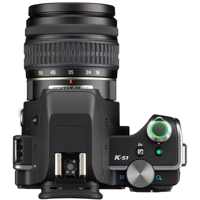 Pentax K-S1+DA L 18-55+DA L 50-200 Kit m