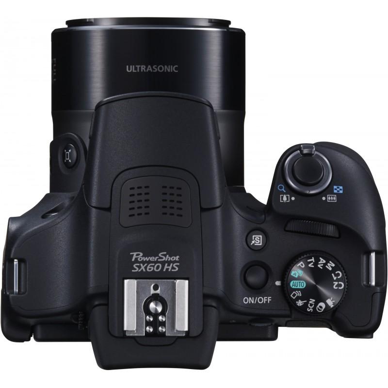 Canon Powershot SX60 must