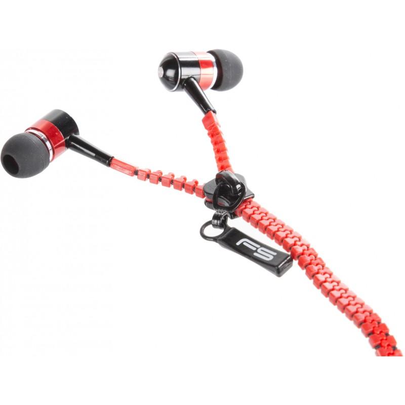 Omega Freestyle kõrvaklapid FH2111, punane