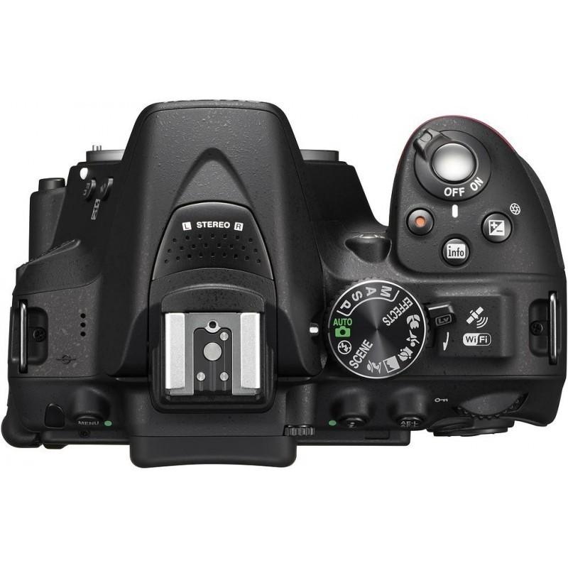Nikon D5300 + Tamron 16-300mm VC PZD