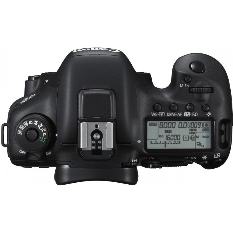 Canon EOS 7D Mk II kere