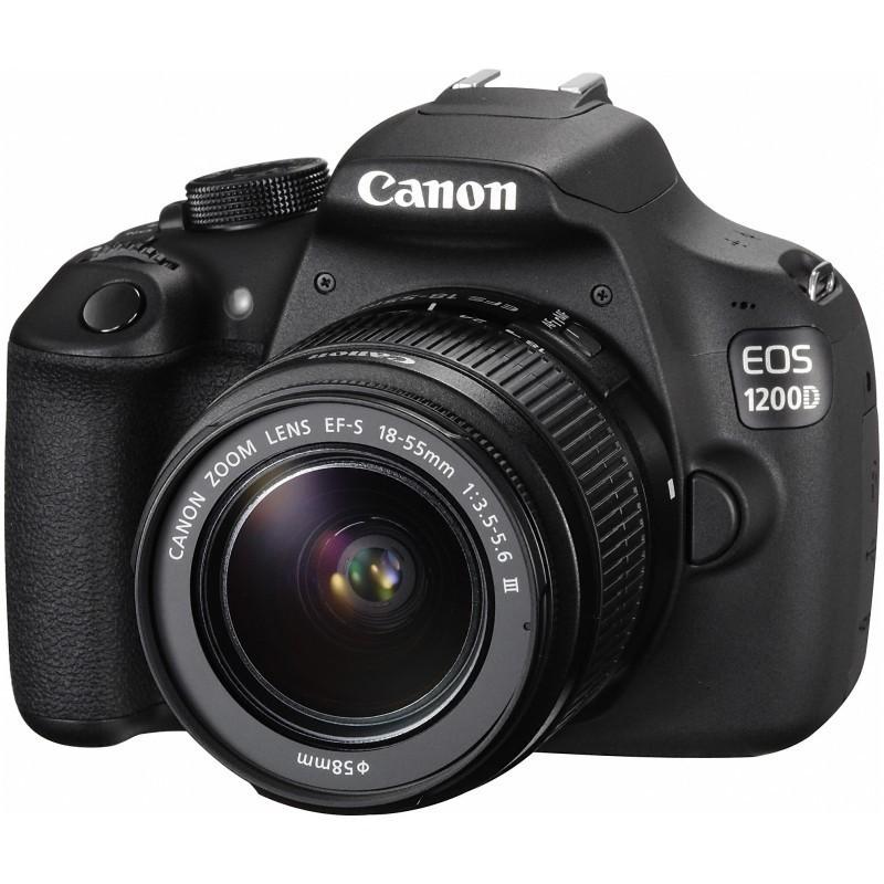 Canon EOS 1200D must+18-55+75-300+Joby