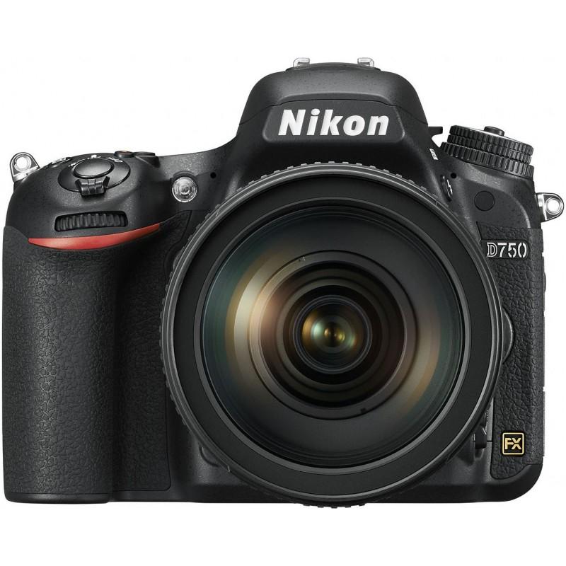 Nikon D750 + 24-120mm VR Kit