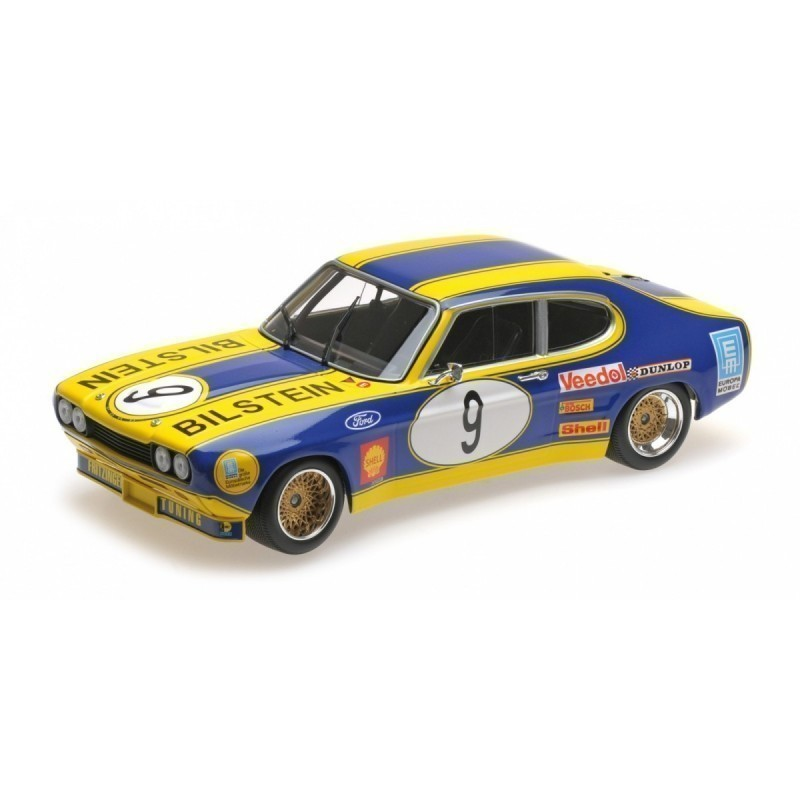 Minichamps model car Ford RS 2600 Team Europa Mobel #9 - Model kits ...