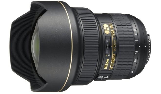Nikkor AF-S 14-24mm f/2.8 G ED objektiiv