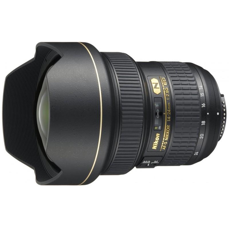 Nikkor AF-S 14-24 мм f/2.8 G ED
