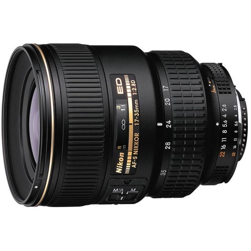 Nikon AF-S Nikkor 17-35mm f/2.8D IF ED objektiiv