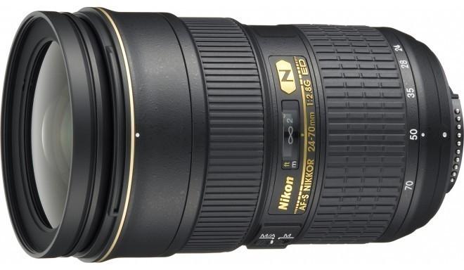 Nikon AF-S Nikkor 24-70mm f/2.8G ED objektiiv