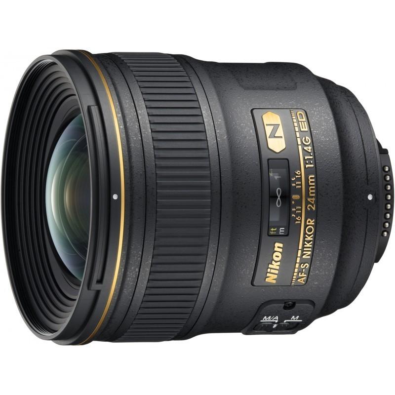 Nikkor AF-S 24 мм f/1.4 G ED