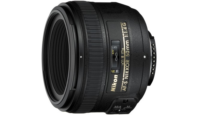 Nikon AF-S Nikkor 50мм f/1.4G объектив