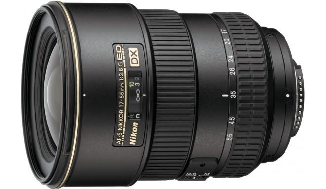 Nikon AF-S DX Nikkor 17-55mm f/2.8G IF-ED objektiiv