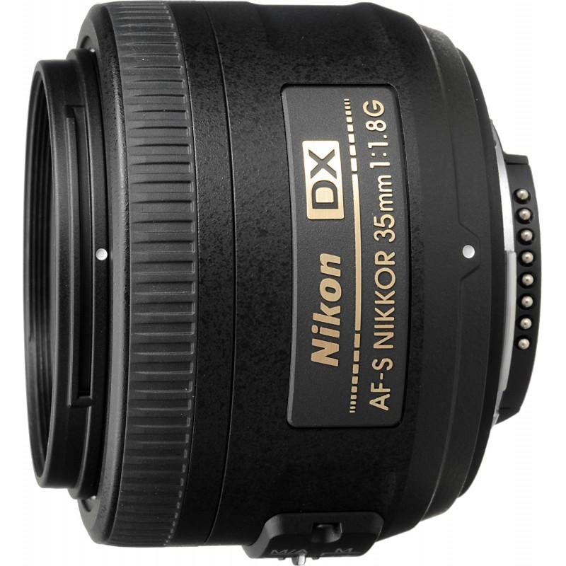 Nikon AF-S DX Nikkor 35mm f/1.8G objektiiv