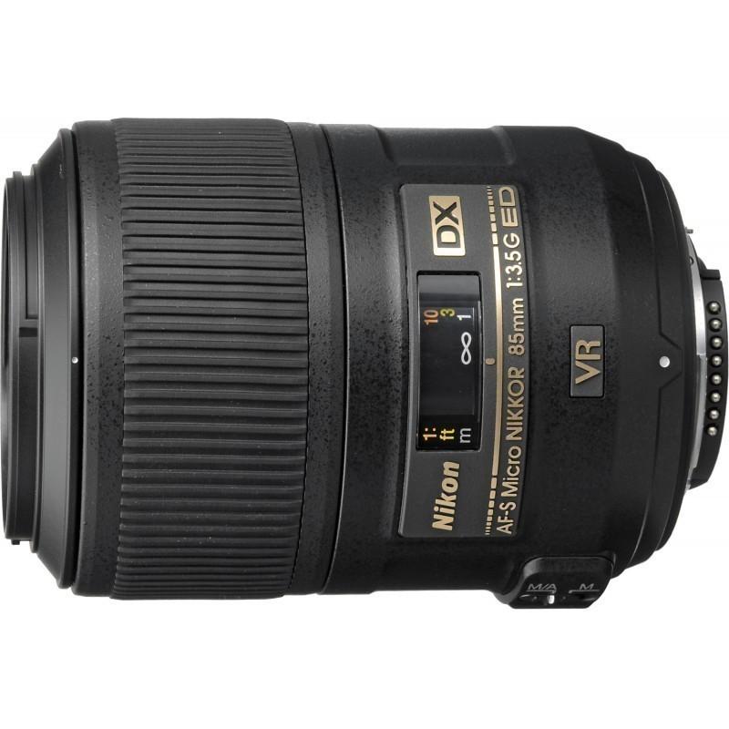 Nikon AF-S DX Micro-Nikkor 85mm f/3.5G ED VR objektiiv