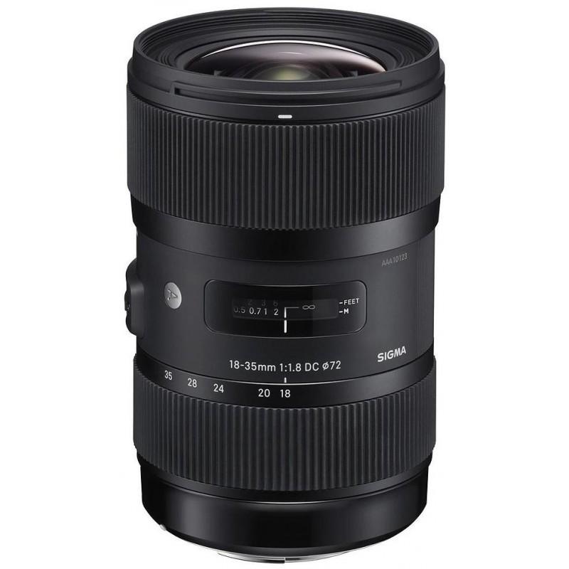 Sigma AF 18-35mm f/1.8 DC HSM A objektiiv Nikonile