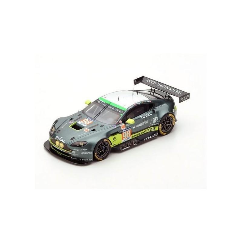 Aston Martin V8 Vantage LMGTE Am Aston Martin Racing #98 P. Dalla Lana/