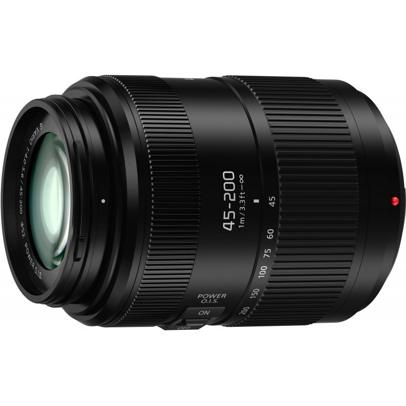 9d5946ae2b8 Panasonic Lumix G Vario 45-200mm f/4-5.6 II POWER O.I.S. lens ...