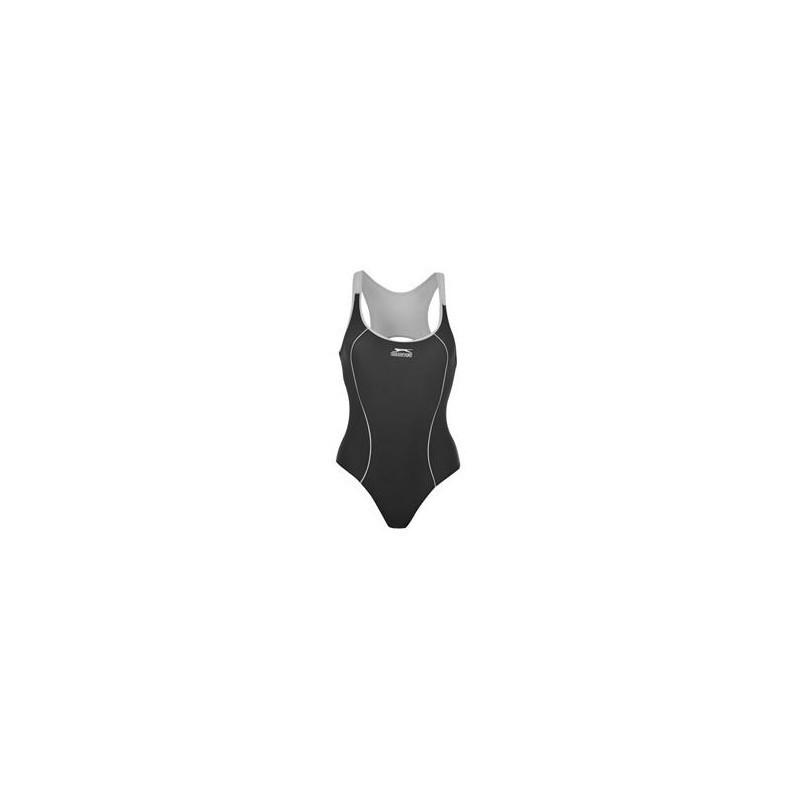 1197336505d7e Slazenger Racer Back Swimsuit Girls - Beach & swimwear - Photopoint