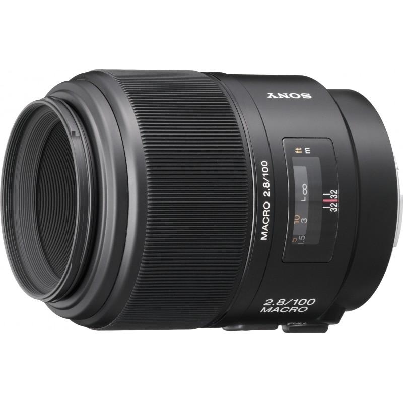 Sony 100mm f/2.8 Macro objektiiv