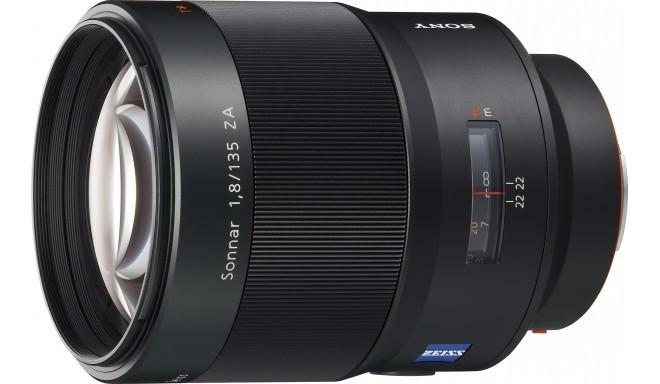 Sony Sonnar T* FE 135mm f/1.8 ZA objektiiv