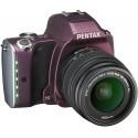 Pentax K-S1 + 18-55 Kit, Dawn Purple