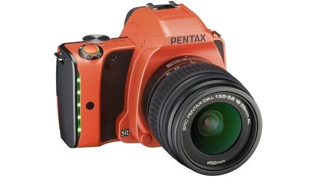 Pentax K-S1 + 18-55мм Kit, Sunset Orange