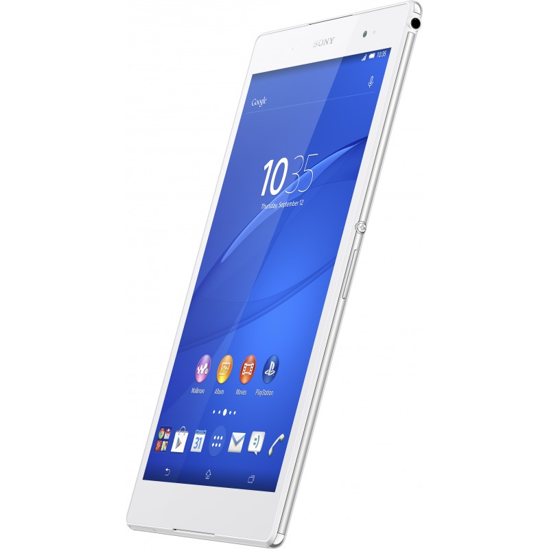 Sony Xperia Z3 Tablet Compact 16Gb WiFi, valge