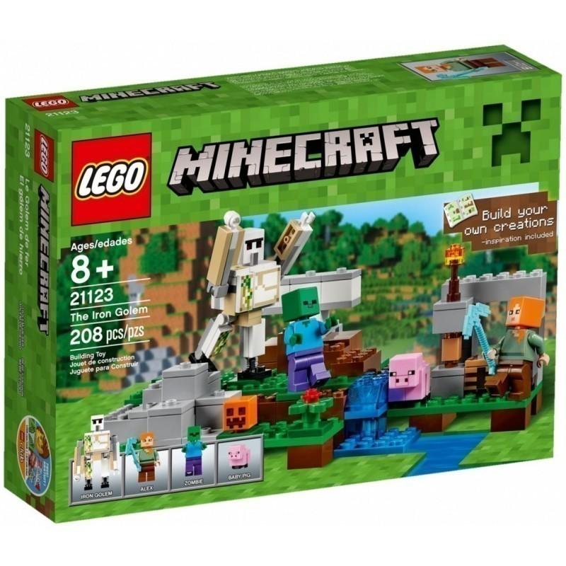 Lego Minecraft Toy Blocks Iron Golem Lego Photopoint