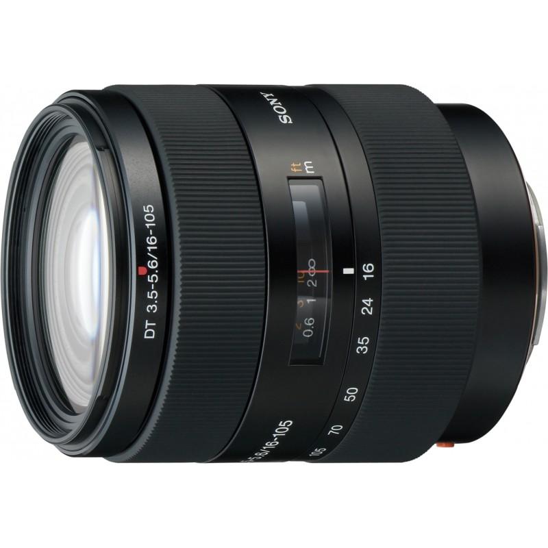 Sony DT 16-105mm f/3.5-5.6 objektiiv