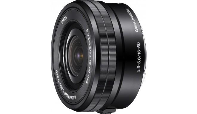 Sony E 16-50мм f/3.5-5.6 OSS PZ объектив