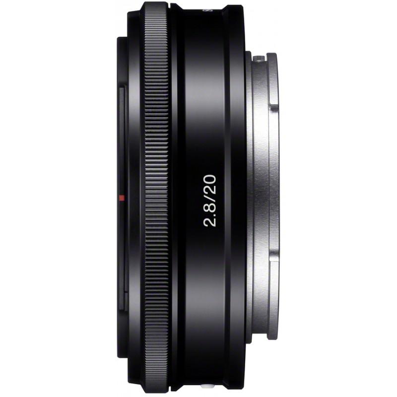 Sony E 20 мм f/2.8