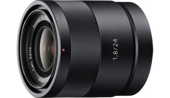 Sony Sonnar T* E 24mm f/1.8 ZA objektīvs