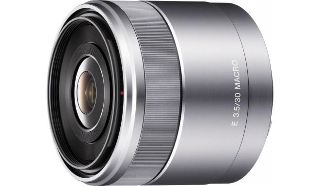 Sony E 30мм f/3.5 Macro объектив