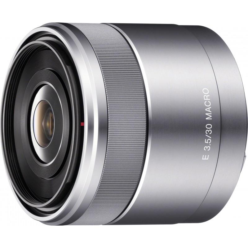Sony E 30 мм f/3.5 Macro