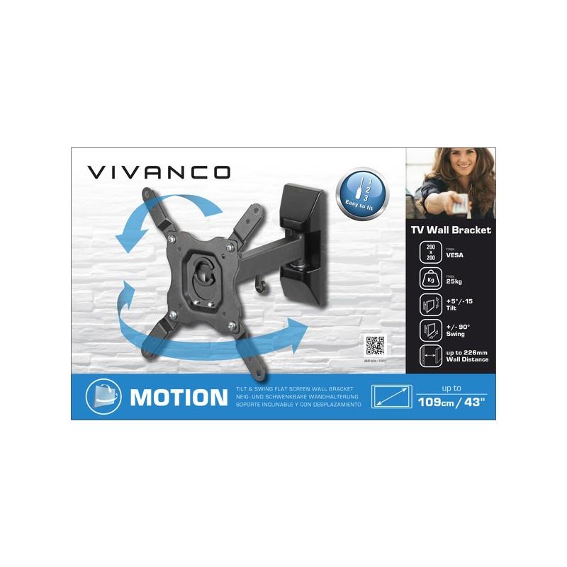 Vivanco wall mount Motion BMO 6020