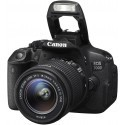 Canon EOS 700D + 18-55 IS STM + Eneride aku