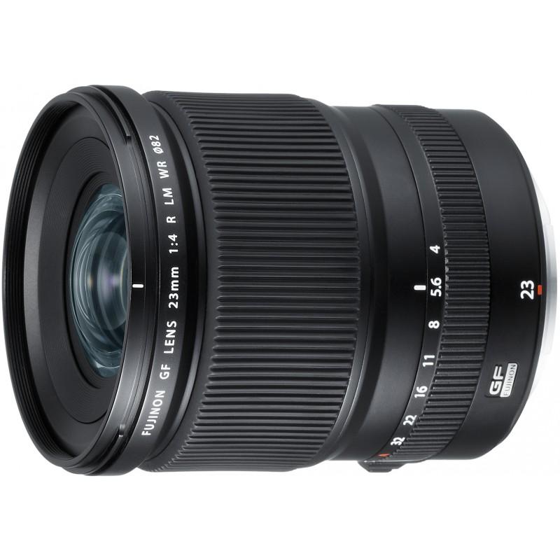 Fujinon GF 23mm f/4 R LM WR objektiiv