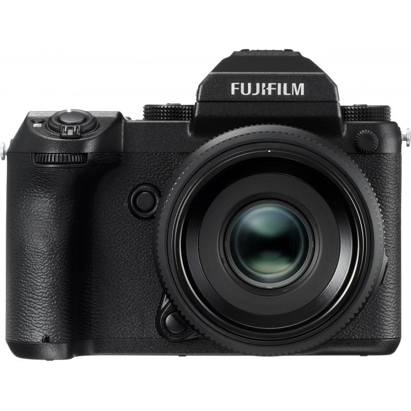 Fujifilm GFX 50S + 63mm f/2.8