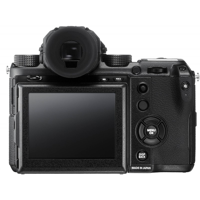 Fujifilm GFX 50S + 120mm f/4
