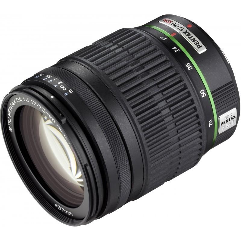 smc PENTAX DA 17-70mm f/4.0 AL IF SDM objektiiv