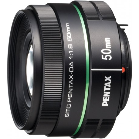 smc Pentax DA 50mm f/1.8 objektiiv