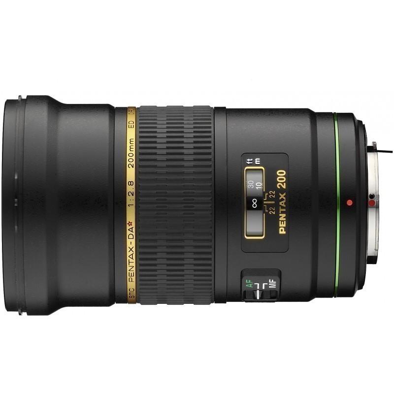 smc PENTAX DA* 200mm f/2.8 ED IF objektiiv