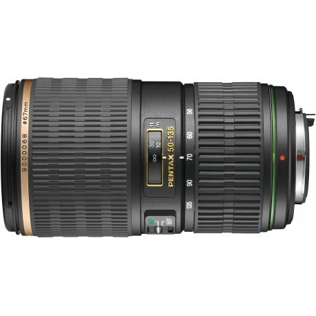 smc Pentax DA* 50-135мм f/2.8 ED (IF) SDM объектив