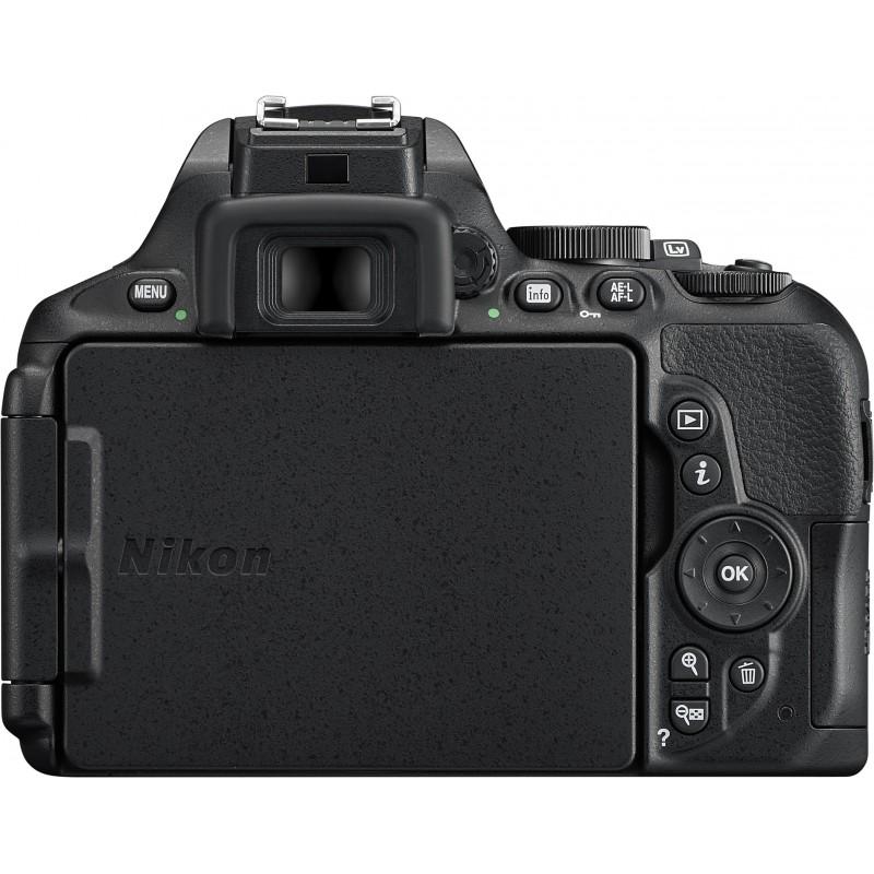Nikon D5600 + Tamron 18-400mm, must