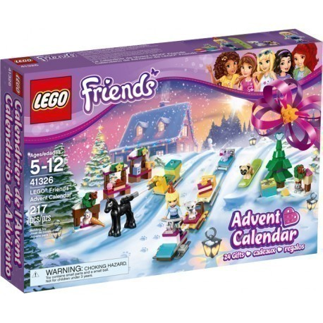 LEGO Friends advendikalender 2017 (41326)
