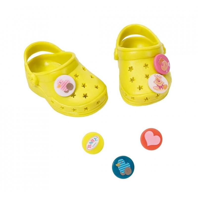 połowa ceny najlepsza cena fabrycznie autentyczne Zapf doll clothes Baby Born Crocs, assorted