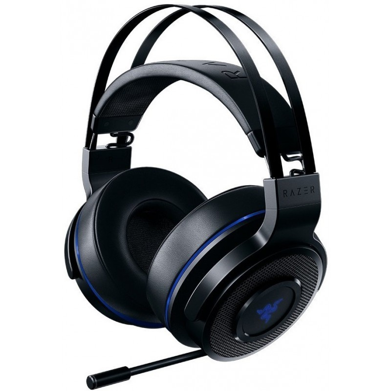 Razer headset Thresher Ultimate PS4, blue