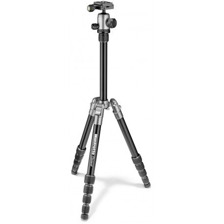Manfrotto statiiv Element Traveller MKELES5GY-BH, hall