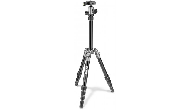 Manfrotto statiiv Element Traveller Small MKELES5GY-BH, hall